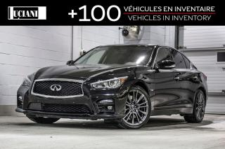Used 2016 Infiniti Q50 for sale in Montréal, QC