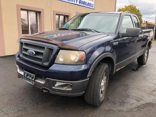 Used 2004 Ford F-150 FX4 for sale in Hamilton, ON