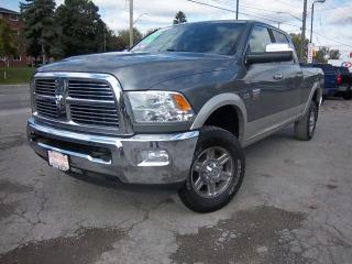 Used 2010 Dodge Ram 2500 Laramie for sale in Whitby, ON