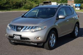 Used 2009 Nissan Murano SL AWD Clean Car for sale in North York, ON