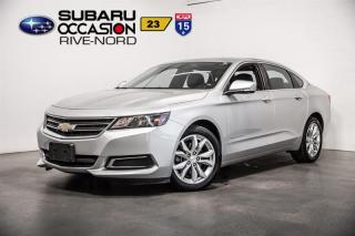 Used 2017 Chevrolet Impala LT 1LT for sale in Boisbriand, QC