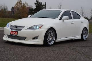 Used 2006 Lexus IS 350 *No Accident* 035,600KM Like New! for sale in North York, ON