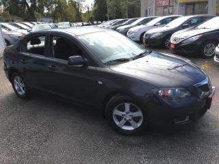 Used 2007 Mazda MAZDA3 GS/ AUTO/ POWER GROUP/ ALLOYS/ RUNS WELL! for sale in Scarborough, ON