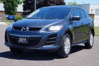 Used 2011 Mazda CX-7 GX *No Accident* Leather - SunRoof Clean Car! for sale in North York, ON