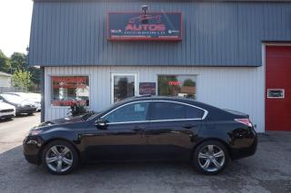 Used 2014 Acura TL Tech. Package Sh-Awd for sale in Lévis, QC