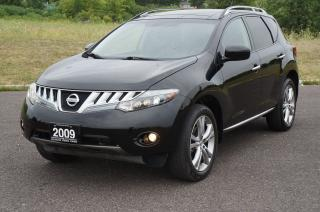 Used 2009 Nissan Murano LE AWD Navigation - Leather - Panoramic Roof for sale in North York, ON