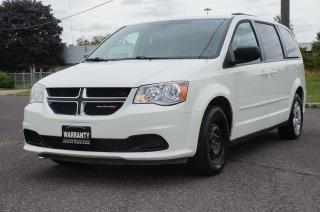 Used 2013 Dodge Grand Caravan SE Stow 'N Go Clean Vehicle for sale in North York, ON