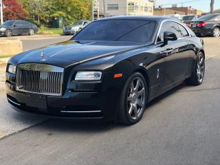 Used 2014 Rolls Royce Wraith Coupe for sale in North York, ON