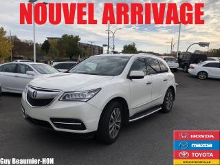 Used 2014 Acura MDX Navigation Pack for sale in Drummondville, QC