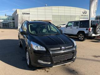 Used 2014 Ford Escape SE/4 WHEEL DRIVE/HEATED SEATS/navigation for sale in Edmonton, AB