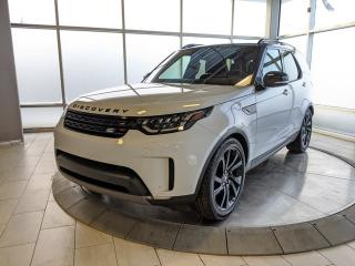 Used 2019 Land Rover Discovery HSE Luxury - Certified Pre-Owned Warranty until November 22, 2023 or 160,000 Kilometres, with Certified Rates from 3.9% for sale in Edmonton, AB