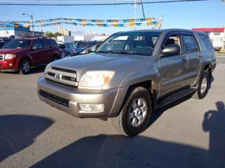 Used 2004 Toyota 4Runner for sale in Laval, QC