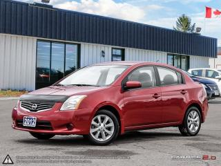 Used 2012 Nissan Sentra 2.0 for sale in Barrie, ON