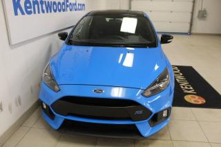 Used 2018 Ford Focus PURE Fun! RS AWD | 6 Speed, Winter and Summer tires MUST DRIVE! for sale in Edmonton, AB