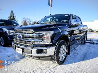 New 2018 Ford F-150 Lariat, 502a Pkg, SPECIAL Edition Pkg, 20