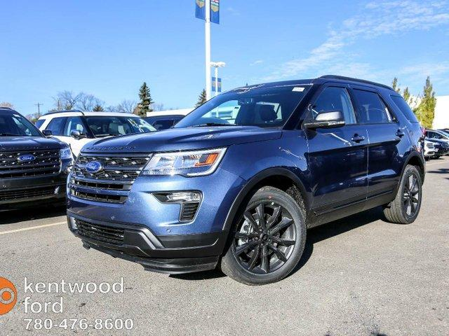 used 2019 ford explorer xlt 4wd 2 3l ecoboost 202a pkg appearance pkg 20 wheels fordpass connect for sale in edmonton alberta carpages ca