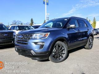 New 2019 Ford Explorer XLT, 4WD, 2.3L Ecoboost, 202a Pkg, Appearance Pkg, 20