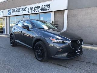Used 2016 Mazda CX-3 GX-AUTO-CAMERA for sale in Toronto, ON