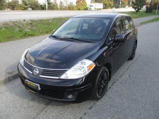 Used 2009 Nissan Versa 1.8 S for sale in Surrey, BC