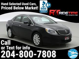Used 2014 Buick Verano Base for sale in Winnipeg, MB