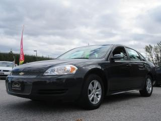 Used 2013 Chevrolet Impala LS V6 / ONE OWNER / ACCIDENT FREE for sale in Newmarket, ON