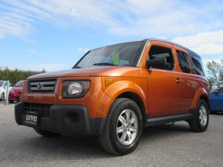 Used 2008 Honda Element EX AWD / LOCAL CAR for sale in Newmarket, ON