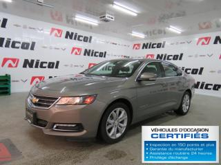 Used 2018 Chevrolet Impala LT for sale in La Sarre, QC