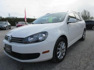 Used 2012 Volkswagen Golf Wagon 2.5L / PANO ROOF / BLUETOOTH / ACCIDENT FREE for sale in Newmarket, ON