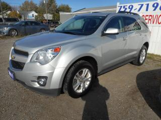 Used 2011 Chevrolet Equinox *CLEAN CARPROOF* Certified w/ 6 Month Warranty for sale in Brantford, ON