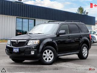 Used 2010 Mazda Tribute GX,LOW KMS for sale in Barrie, ON