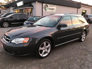Used 2007 Subaru Legacy 2.5i w/Touring Pkg for sale in Bloomingdale, ON