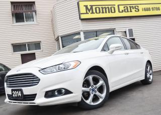 Used 2014 Ford Fusion SE! AWD! Only $216/Bi-weekly for sale in St. Catharines, ON