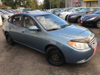 Used 2007 Hyundai Elantra GL/ 5 SPD/ POWER SUNROOF/ POWER GROUP/ LOADED! for sale in Scarborough, ON
