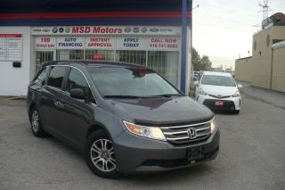 Used 2012 Honda Odyssey EX 8 PASSENGER for sale in Toronto, ON