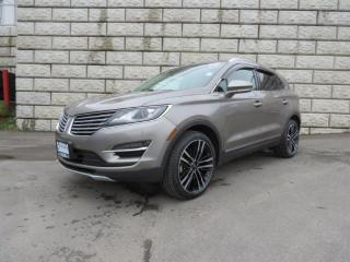 Used 2017 Lincoln MKC Ltd for sale in Fredericton, NB