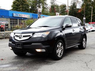 Used 2009 Acura MDX SH for sale in Port Moody, BC