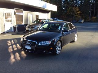 Used 2008 Audi A4 2.0T for sale in Parksville, BC