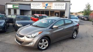 Used 2013 Hyundai Elantra GLS P-MOON, ALLOYS for sale in Etobicoke, ON