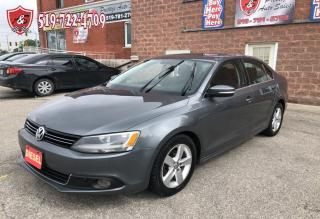 Used 2011 Volkswagen Jetta Comfortline/TDI/DIESEL/CERTIFIED/WARRANTY INCLUDED for sale in Cambridge, ON