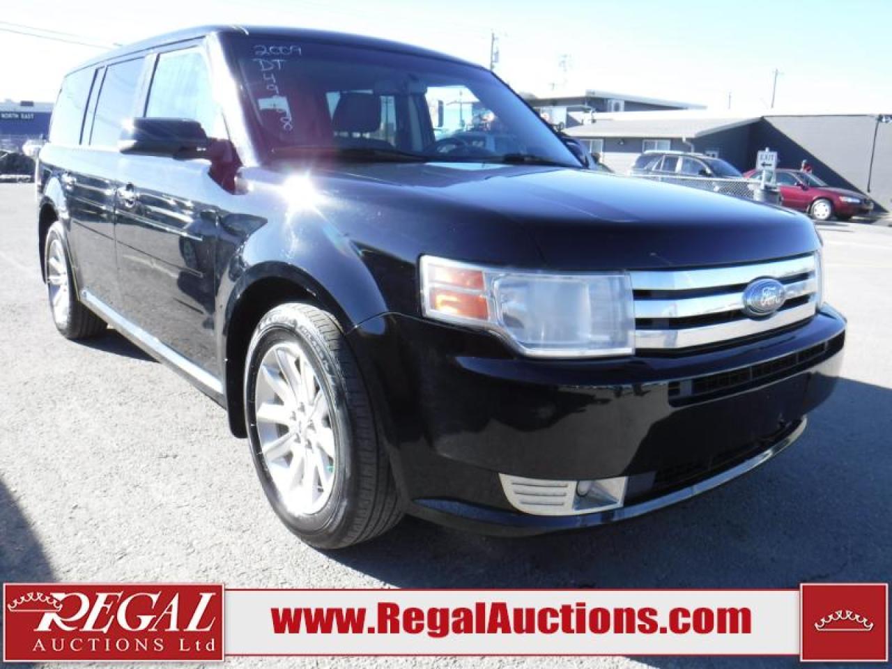 Photo of Black 2009 Ford Flex