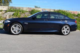 Used 2012 BMW 535xi Sedan for sale in Vancouver, BC