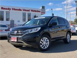 Used 2015 Honda CR-V SE AWD | Rear Camera | Heated Seats for sale in Mississauga, ON