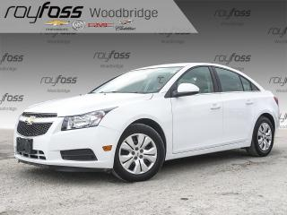 Used 2014 Chevrolet Cruze 1LT Auto for sale in Woodbridge, ON