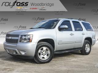 Used 2013 Chevrolet Tahoe LT LEATHER, ROOF, DVD, BOSE for sale in Woodbridge, ON