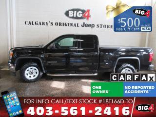 Used 2015 GMC Sierra 1500 V6 | RWD | Tonneau | Price DROP!!! for sale in Calgary, AB