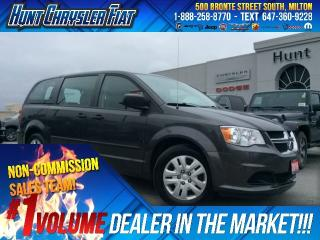 Used 2016 Dodge Grand Caravan CVP/7 PASS/KEYLESS/AC & MORE!!! for sale in Milton, ON