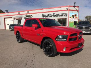 Used 2016 RAM 1500 SPORT for sale in Mitchell, ON