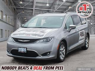 Used 2017 Chrysler Pacifica Limited for sale in Mississauga, ON