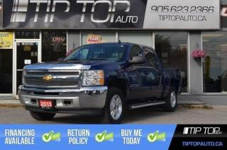Used 2013 Chevrolet Silverado 1500 LS Cheyenne Edition ** 4x4, Crew Cab, Accident Fre for sale in Bowmanville, ON