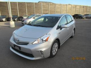 Used 2014 Toyota Prius V - for sale in Toronto, ON